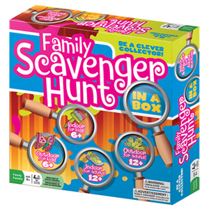 Family Scavenger Hunt
