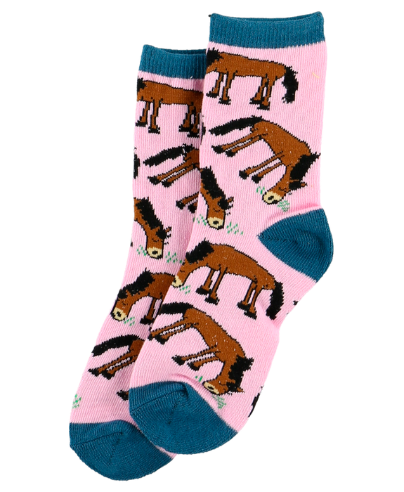 Pasture bedtime girls sock