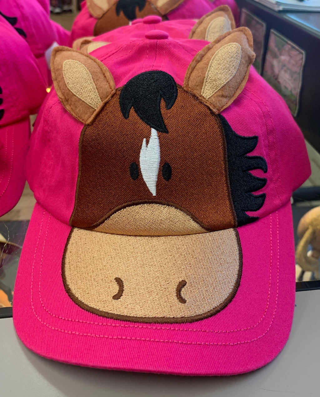 Toddler 3D Horse Cap