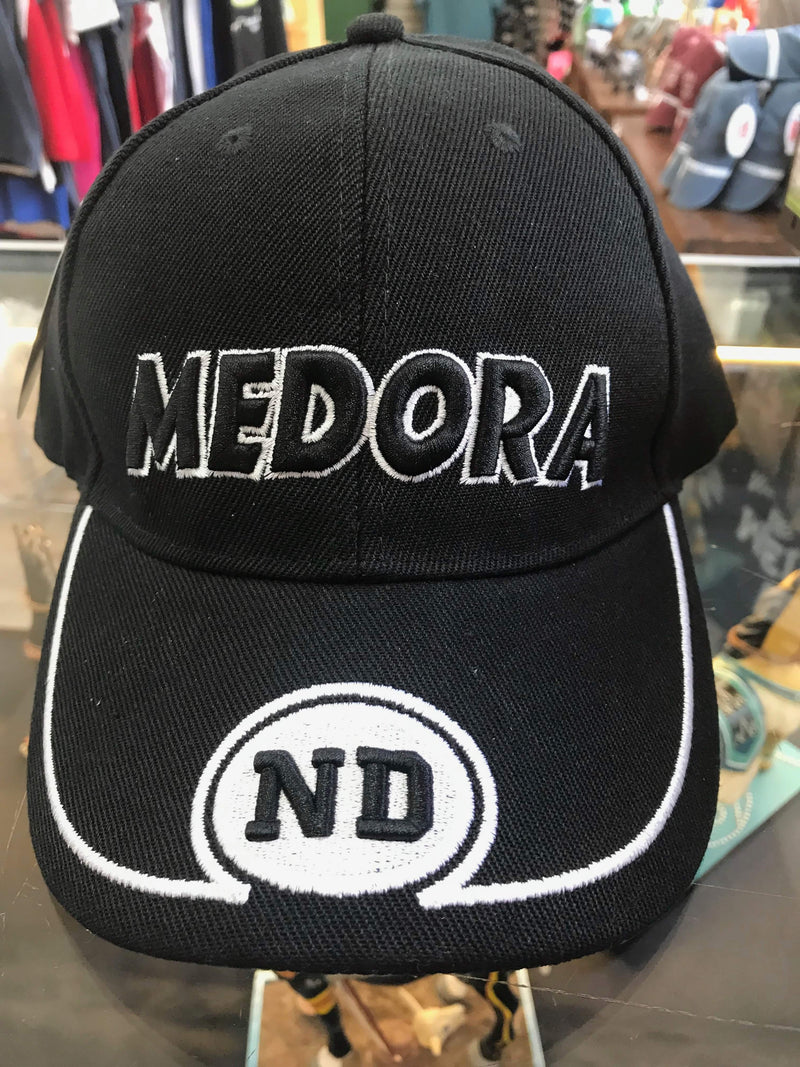 Medora, ND Adjustable hat