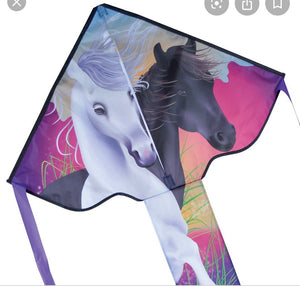 Horse easy flyer kite
