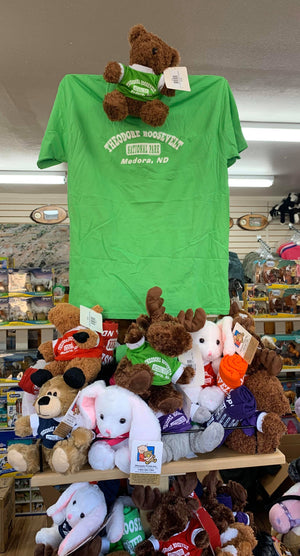 Kids TRNP T-shirt with Plush Animal