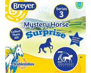 70th Anniversary Mystery Horse Surprise