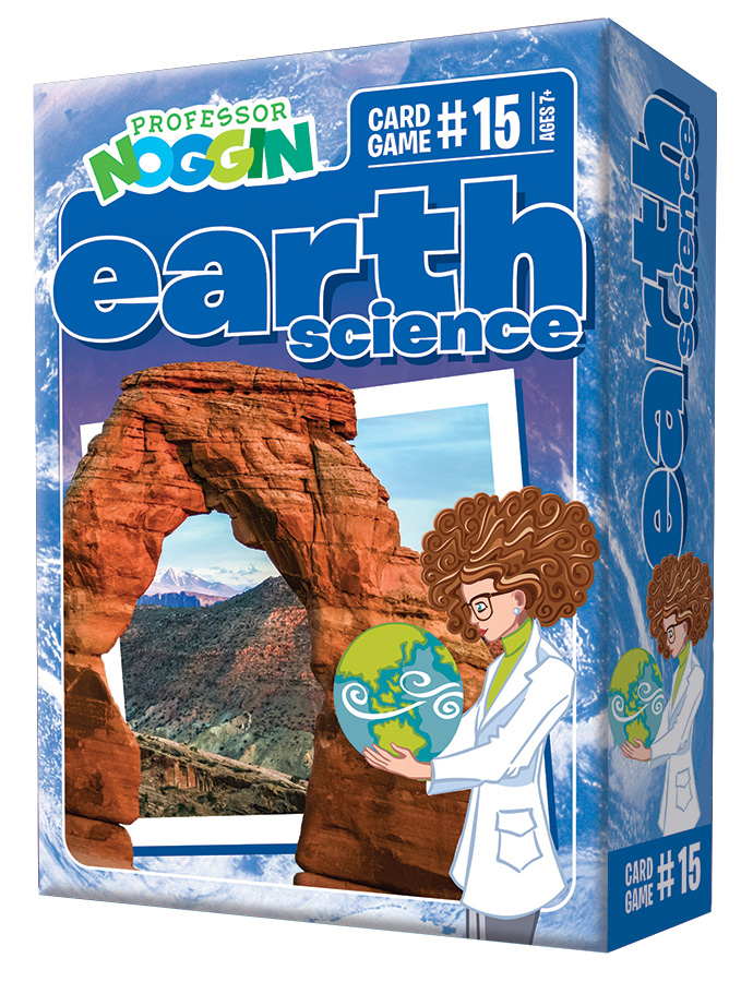 Professor Noggins Earth Science