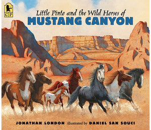 Little Pinto & the Horses of Mustang Canyon