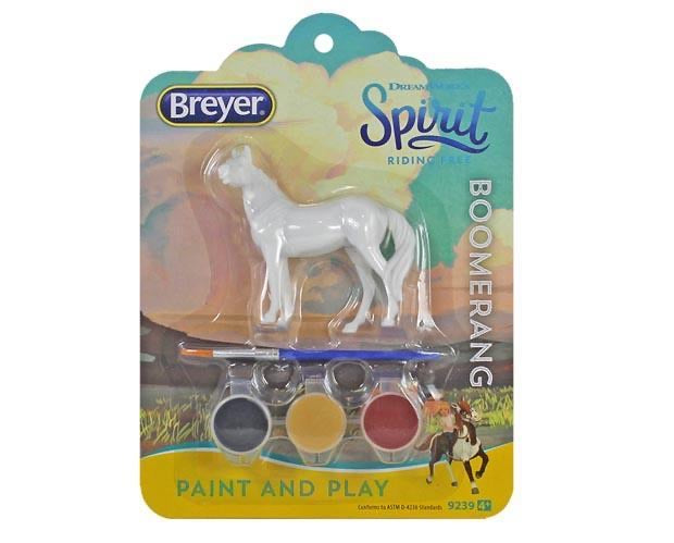 Spirit and Friends Paint & Play