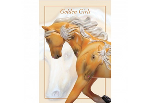 Golden Girls by Trail of Painted Ponies