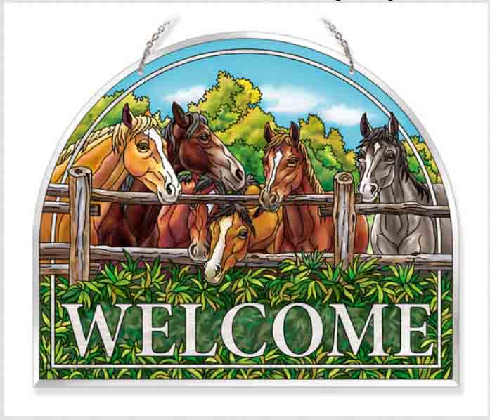 Welcome Sign/Morning Meeting Sun Catcher