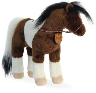 "Breyer 13"" Paint plush horse by Aurora"