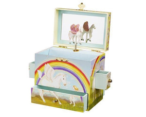 PEGASUS MUSICAL TREASURE BOX