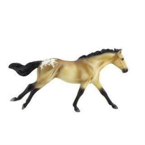 Breyer Buckskin Blanket Appaloosa Model Horse