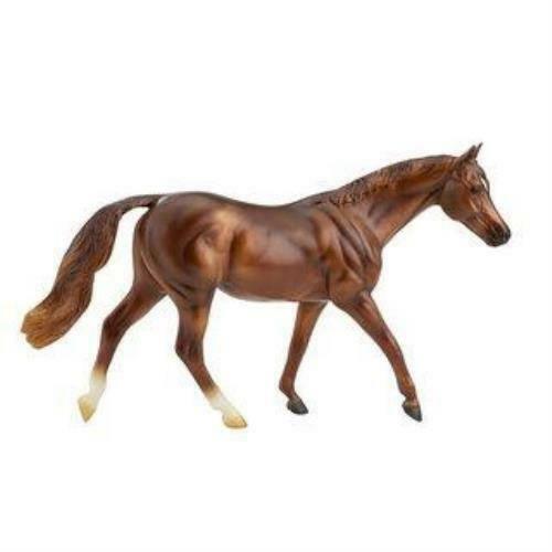 Breyer Coppery Chestnut Thoroughbred Model Horse