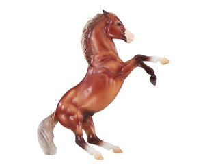 Silver Bay Mustang by Breyer