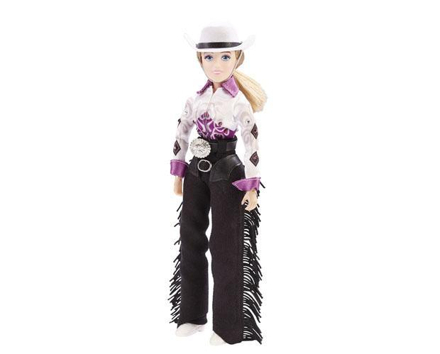"Taylor - Cowgirl 8"" Figure"