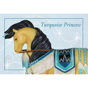 Trail of Painted Ponies - Turquoise Princess