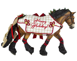 YULETIDE GREETINGS | 2020 HOLIDAY HORSE