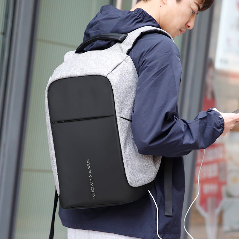 Mark Ryden Anti-Theft Backpack with USB Charging