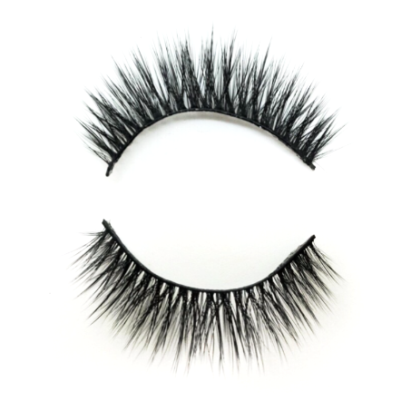 Faux Lashes In Black