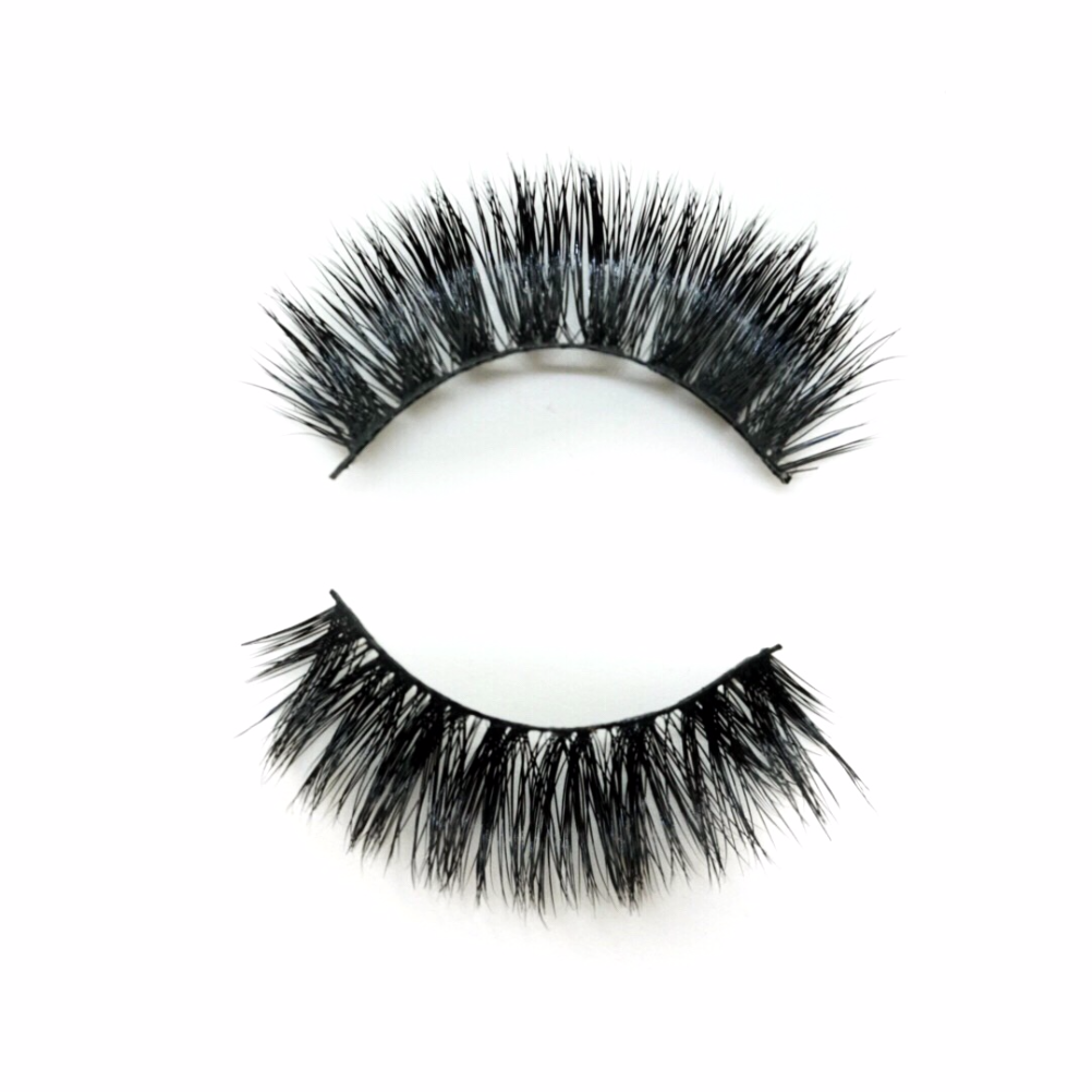 Silk Mink Black Camila Lashes