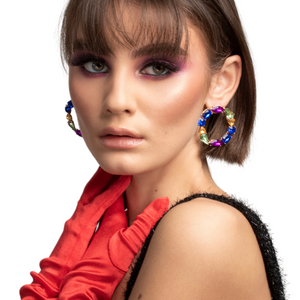RULETA DE COLORES EARRINGS