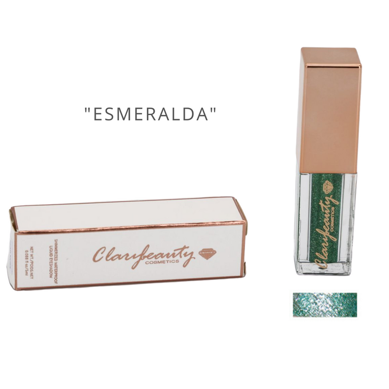ESMERALDA | SHIMMERIZED LIQUID SHADOWS