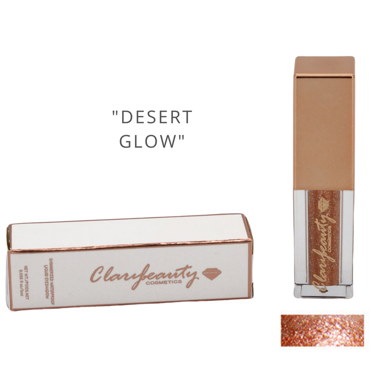 DESERT GLOW | SHIMMERIZED LIQUID SHADOWS