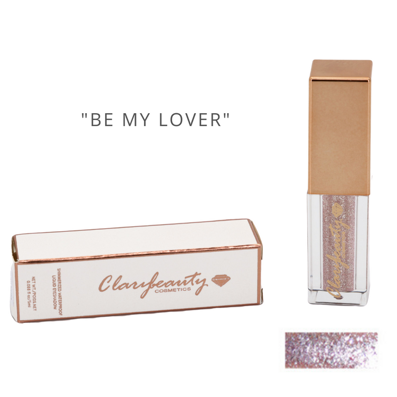 BE MY LOVER | SHIMMERIZED LIQUID SHADOWS