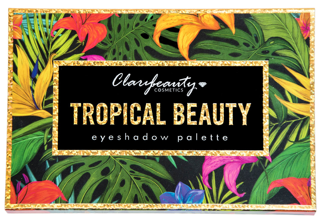 TROPICAL BEAUTY EYESHADOW PALETTE