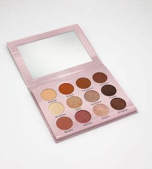 FOLLOW YOU INTUITION | EYESHADOW PALETTE  NEW PRESENTATION