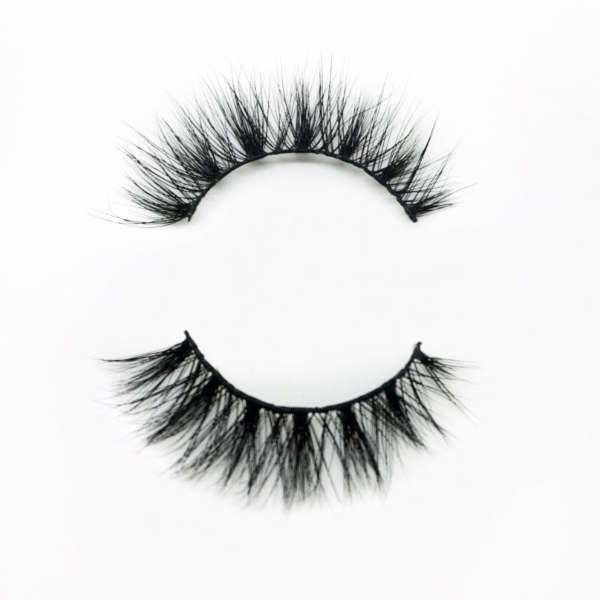 Mink Hair Lashes Style Vogue