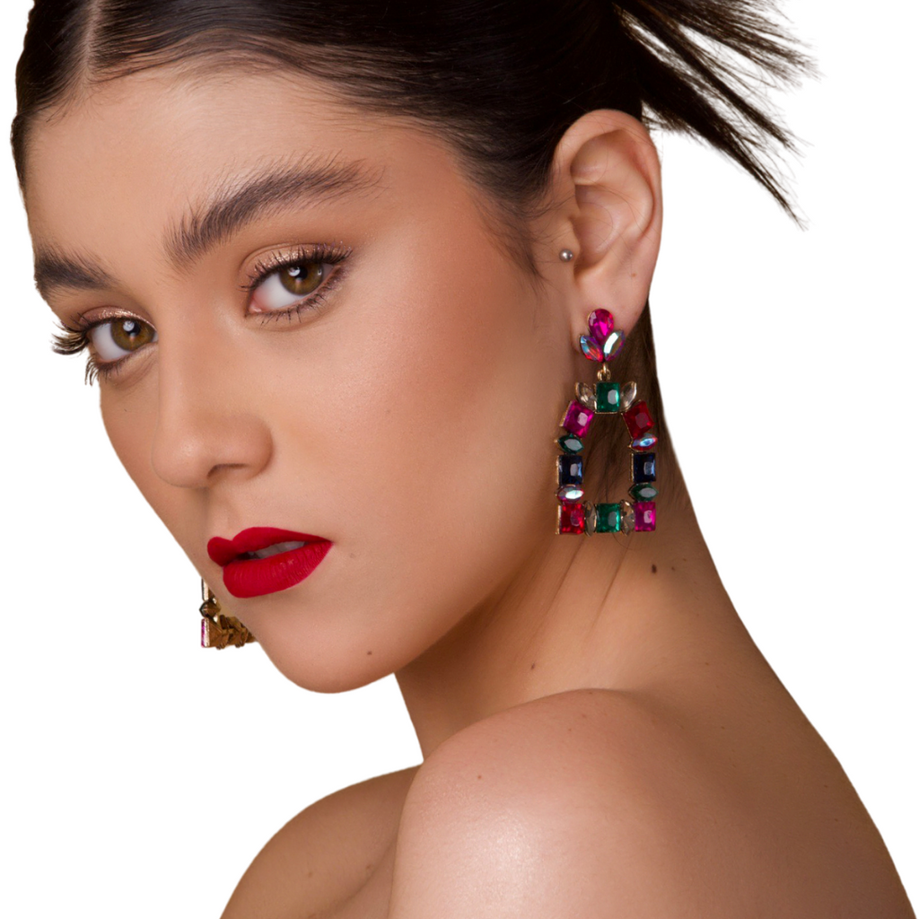 MEXICAN QUEEN EARRINGS