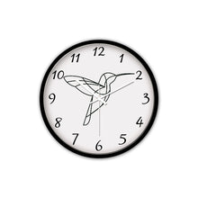 Load image into Gallery viewer, Wall Clock with Modern and Nice Design for Wall Decoration (White)