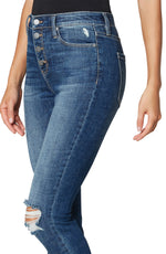 Abby High Rise Ankle Skinny-Jenness