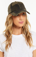 Light Sage Camo Hat- Z Supply