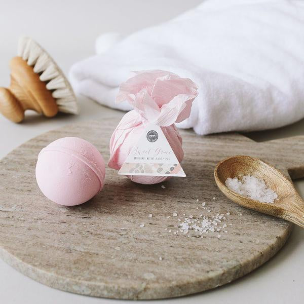 Sweet Grace Bath Bomb - Perfectly Posh Boutique