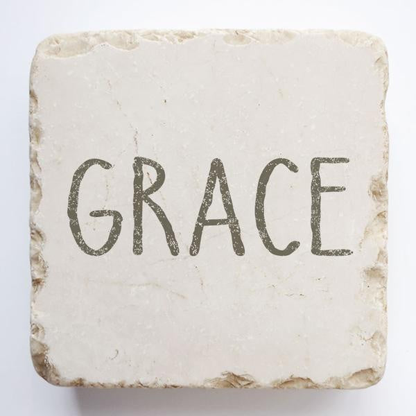 Twelve stone art-small block-Grace - Perfectly Posh Boutique