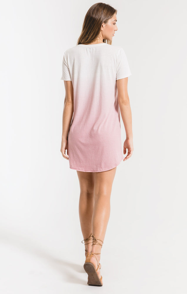 The Ombre Dip Dye Dress - Perfectly Posh Boutique
