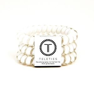 Teleties-large-coconut white - Perfectly Posh Boutique