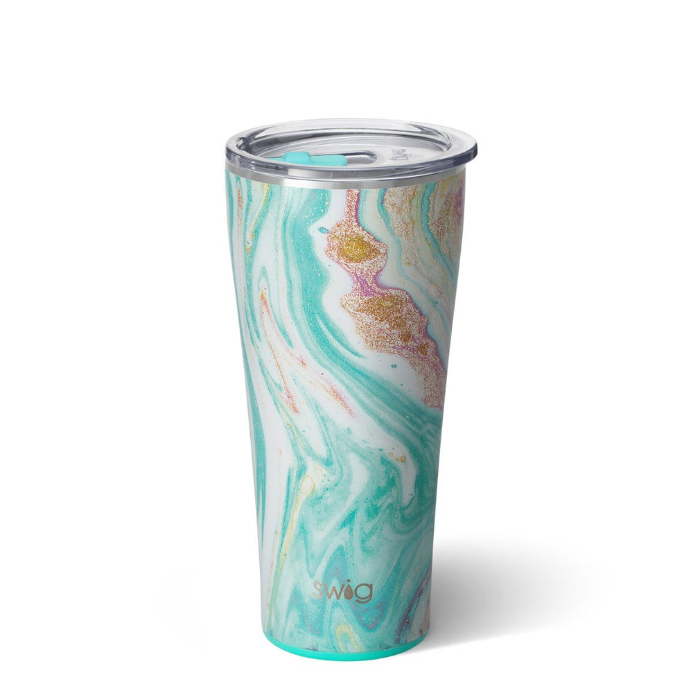 Swig 32oz Tumbler-Wanderlust - Perfectly Posh Boutique