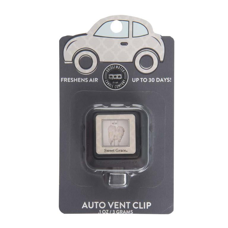 Auto Car Vent Clip Sweet Grace