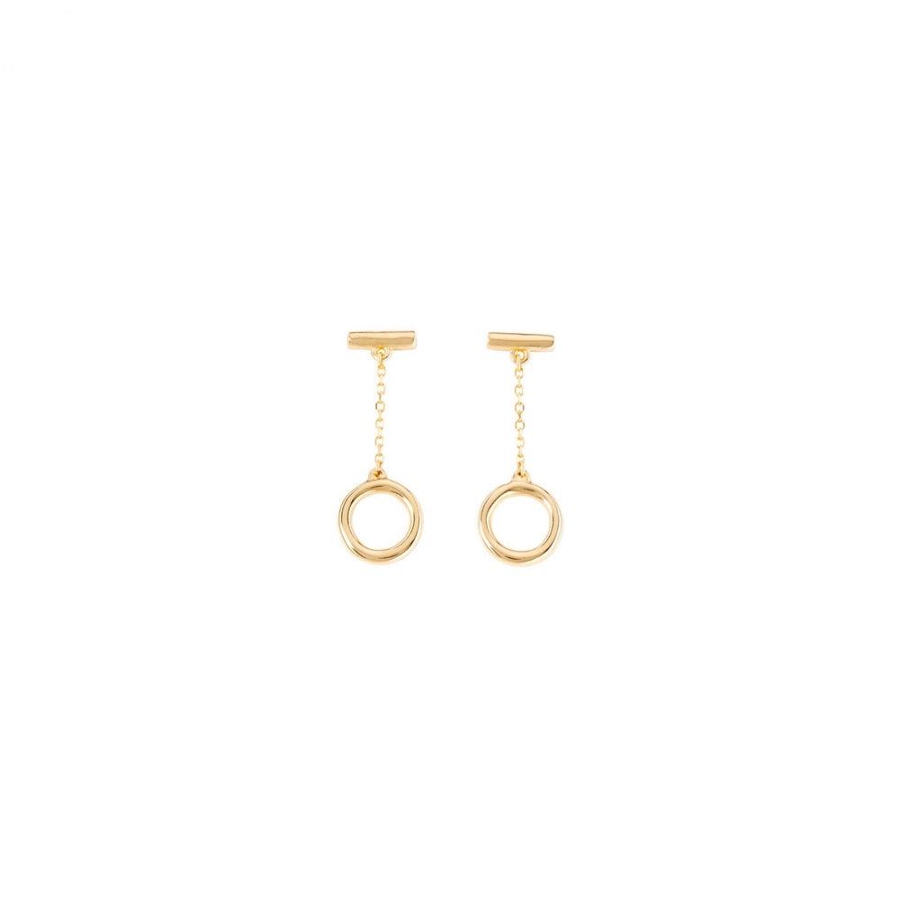 On/off earrings - Perfectly Posh Boutique