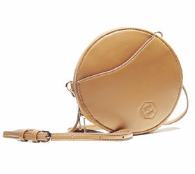 CIRCLE CROSSBODY BELT BAG