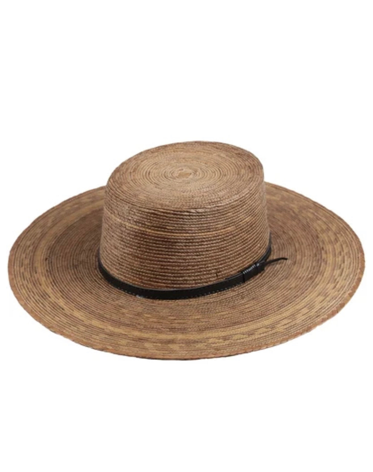 The Venice Straw Boater Hat