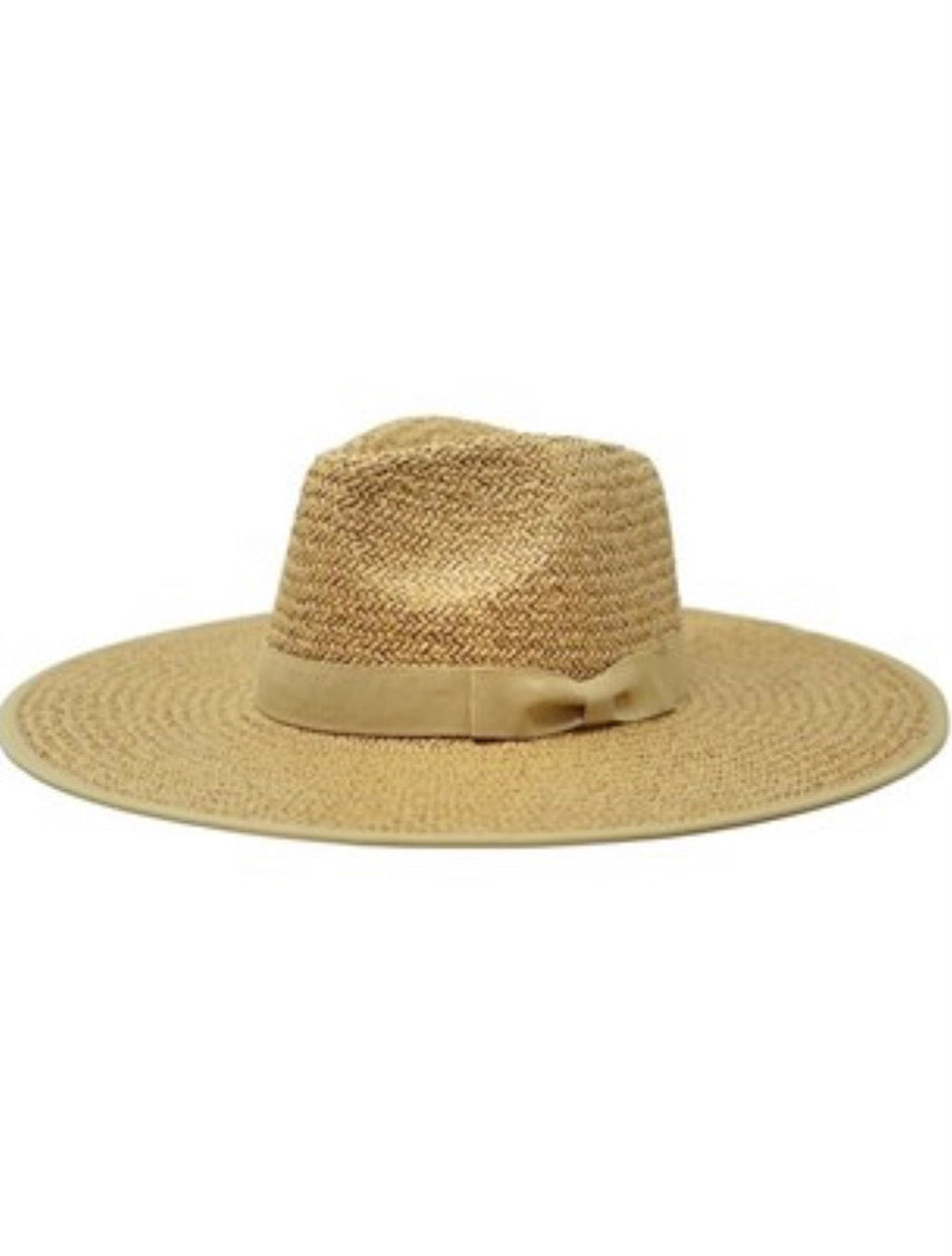 Sunfield Straw Rancher Hat
