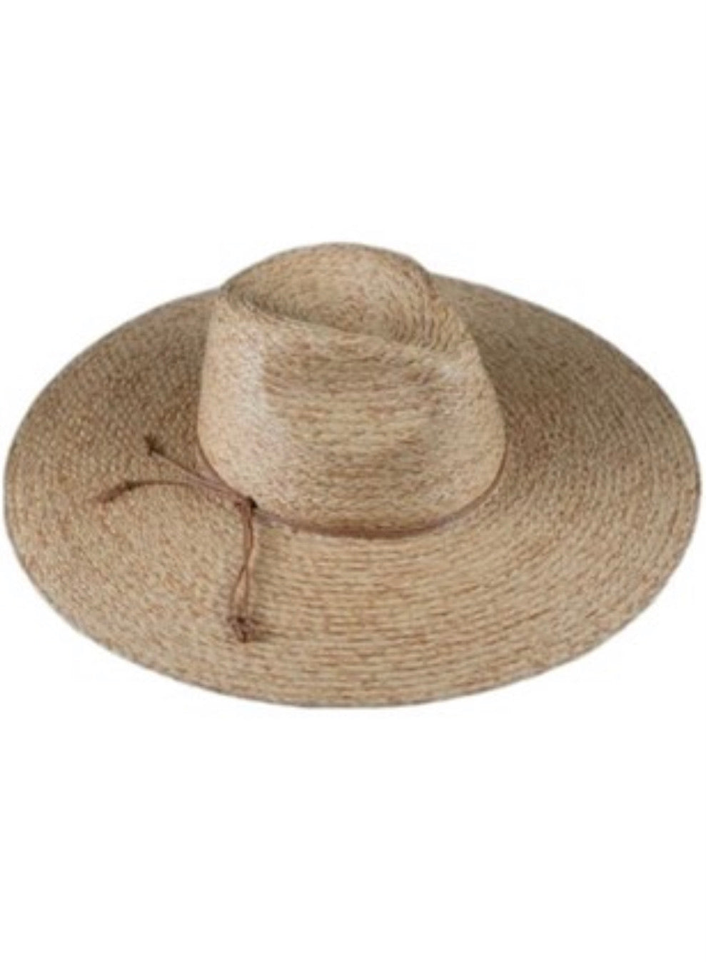 Sun Ray Straw Floppy Hat