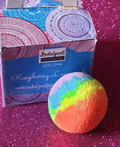Classically Round Bath Bombs, Small (Pedi Bombs)