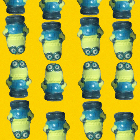 Minion Type Bath Bombs