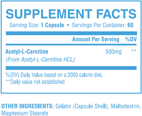 Best Carnitine Supplement
