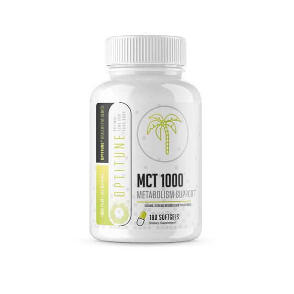 Best MCT Supplement