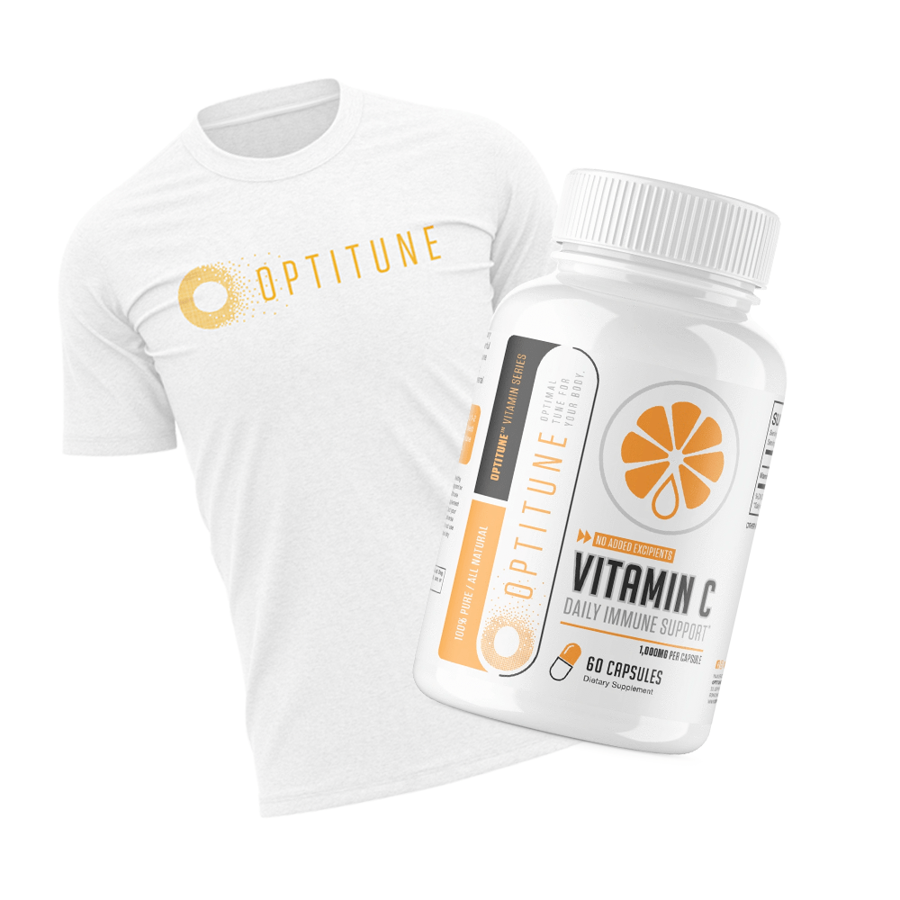 Vitamin C + T-Shirt Bundle